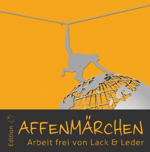 Affenmärchen - das Buch von Gebhard Borck