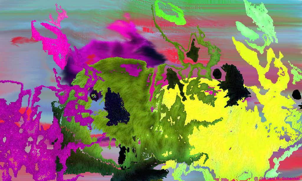 Gerhard Richter - Hasen zu Ostern